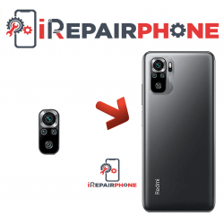 Cambiar Cristal Cámara Trasera Xiaomi Redmi Note 10S