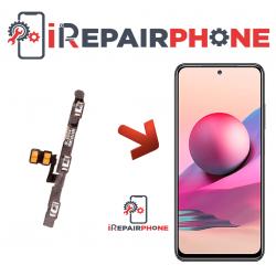 Cambiar Botones de Volumen y Silencio Xiaomi Redmi Note 10S