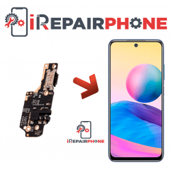 Cambiar Conector de Carga Xiaomi Redmi Note 10 5G