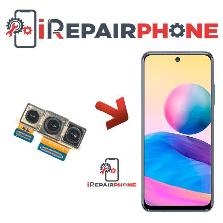 Cambiar Cámara Trasera Xiaomi Redmi Note 10 5G