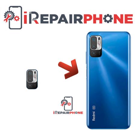 Cambiar Cristal Cámara Trasera Xiaomi Redmi Note 10 5G