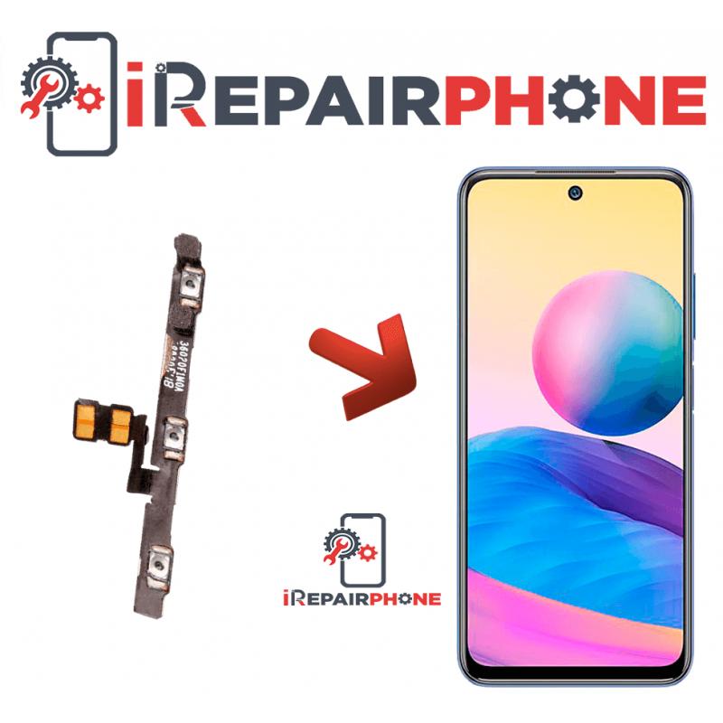 Cambiar Botones de Volumen y Silencio Xiaomi Redmi Note 10 5G