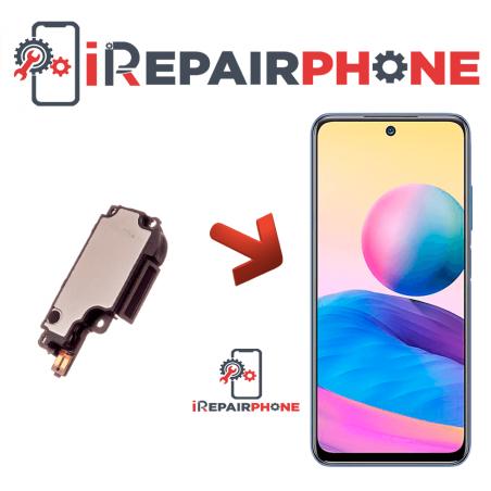 Cambiar Altavoz de música Xiaomi Redmi Note 10 5G