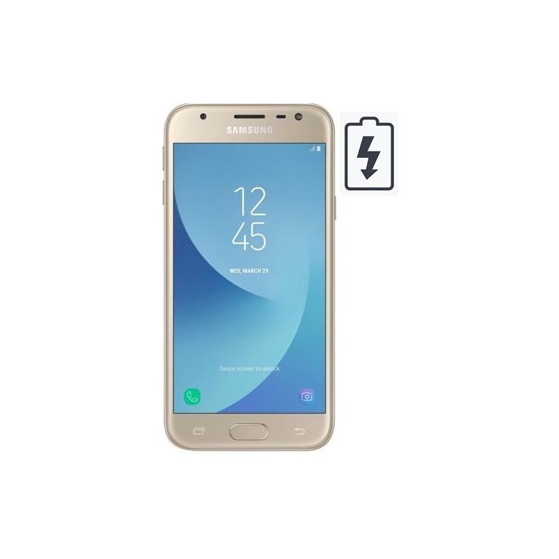 Cambiar bateria Samsung J3 2017
