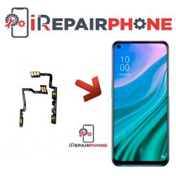 Cambiar Botones de Volumen y Silencio Oppo A54 5G