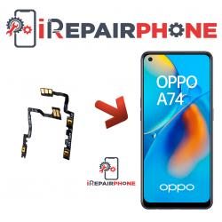 Cambiar Botón Encendido Oppo A74