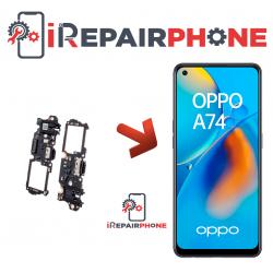 Cambiar Micrófono Oppo A74
