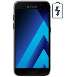 Cambiar Bateria Samsung A3 2017
