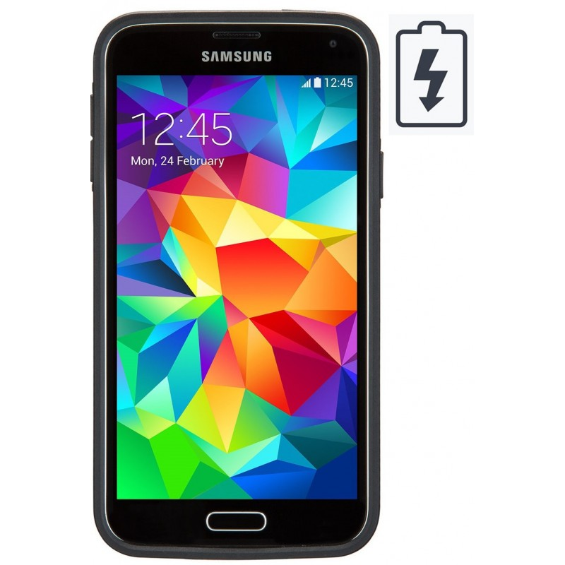 Cambiar Bateria Samsung S5