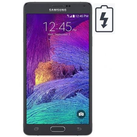 Cambiar Bateria Samsung  Note 4