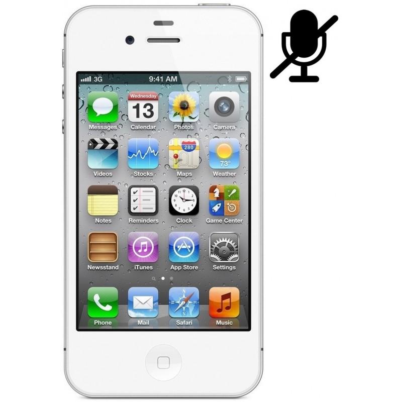 Cambiar Microfono iPhone 4