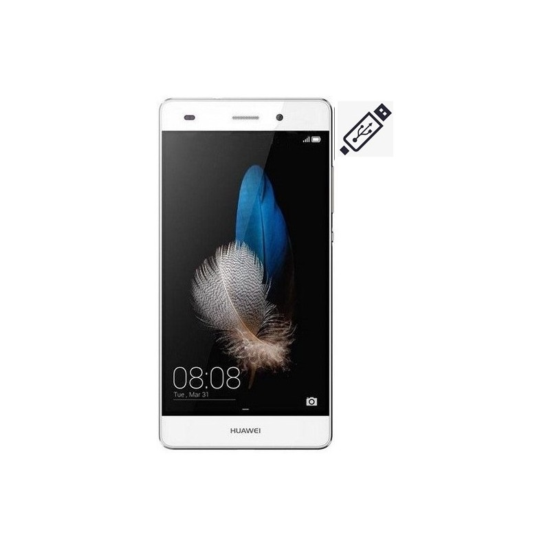 Cambiar Conector de Carga Huawei P8 Lite