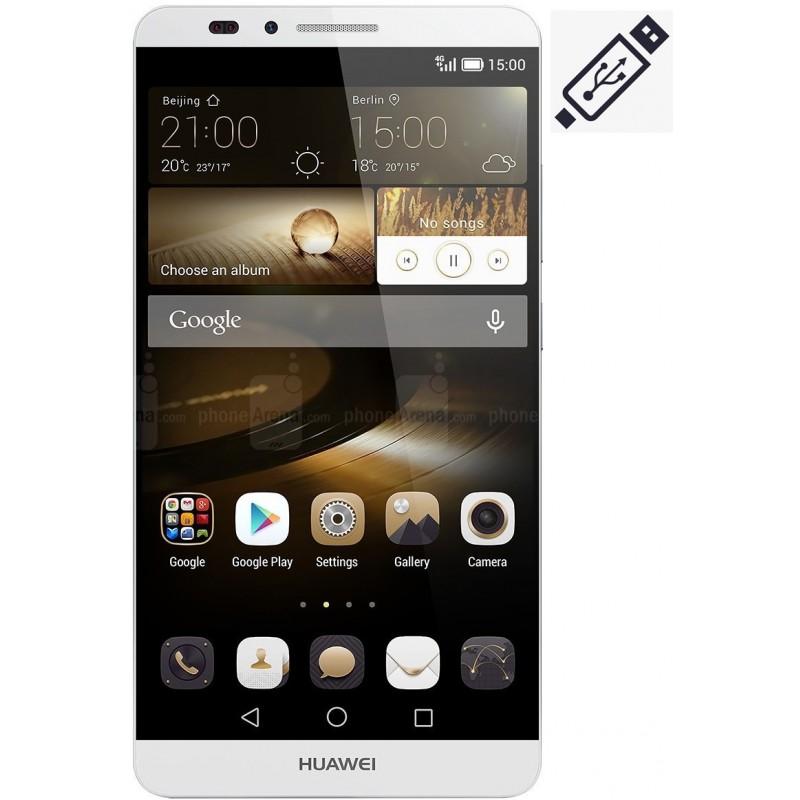 Cambiar Conector de Carga Huawei Mate 7