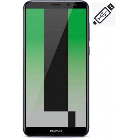 Cambiar Conector de Carga Huawei Mate 10 Lite