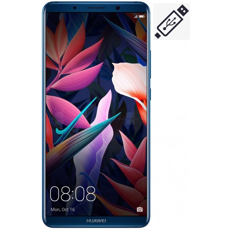 Cambiar Conector de Carga Huawei Mate 10 Pro