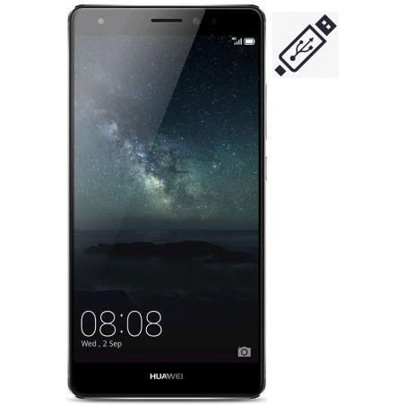 Cambiar Conector de Carga Huawei Mate S