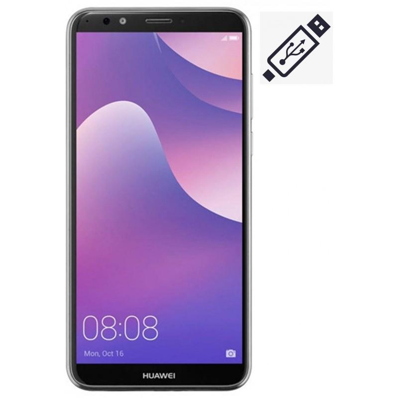 Cambiar Conector de Carga Huawei Nova 2 Lite