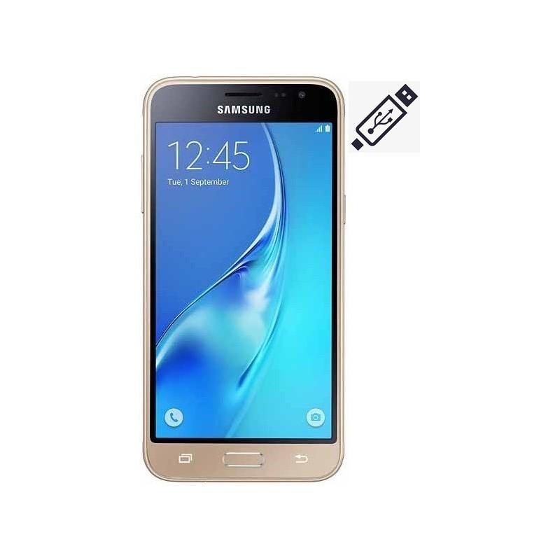 Cambiar Conector de Carga Samsung J3 2016