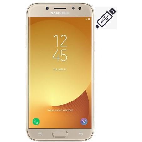 Cambiar Conector de Carga Samsung J5 2017