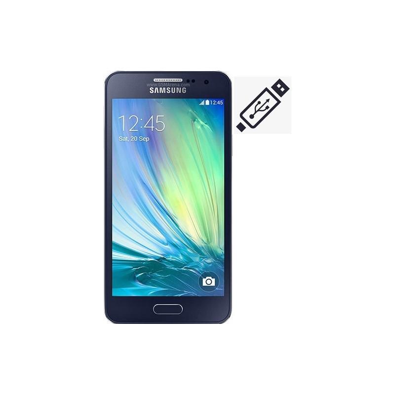 Cambiar Conector de Carga Samsung A3