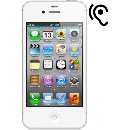 Cambiar Auricular de iPhone 4