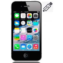 Cambiar conector de carga iPhone 4S