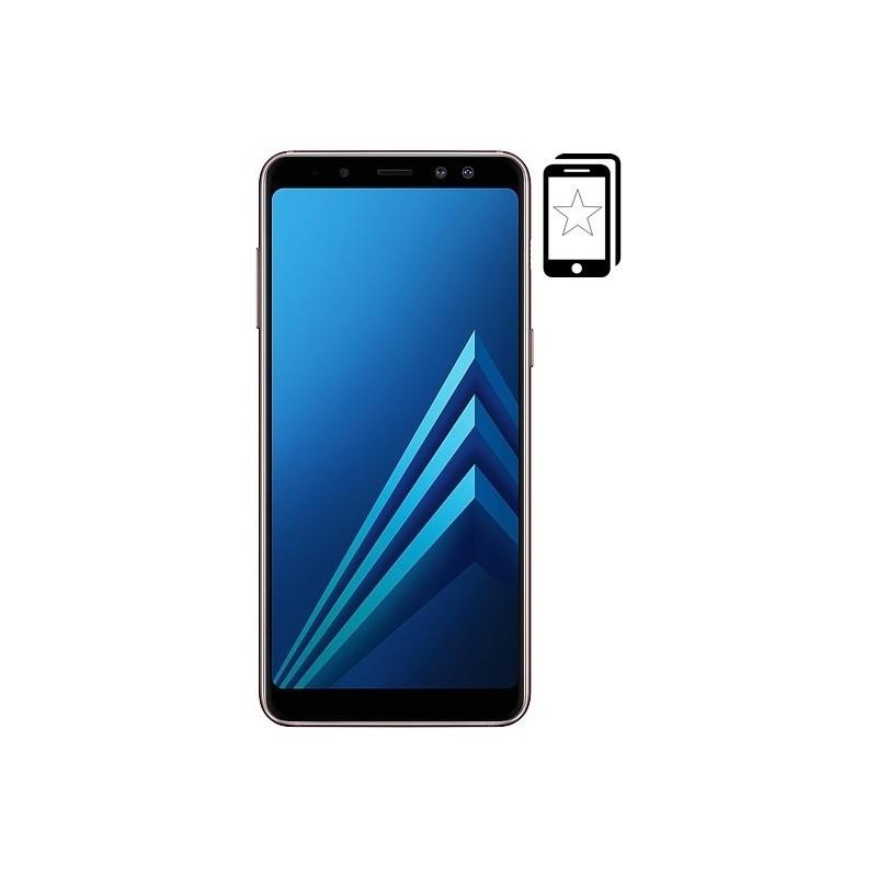 Cambiar Cristal Samsung J6 2018