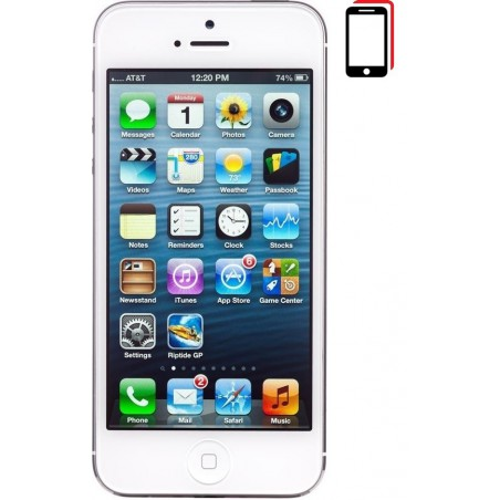 Cambiar Chassis Con Piezas iPhone 5