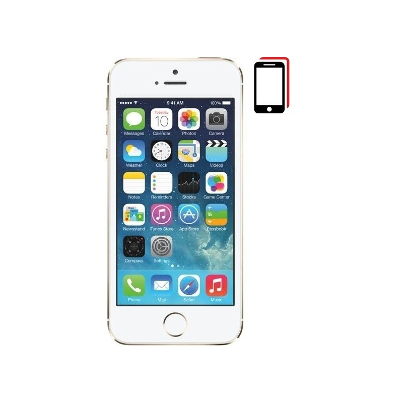 Cambiar Chassis Con Piezas iPhone 5s