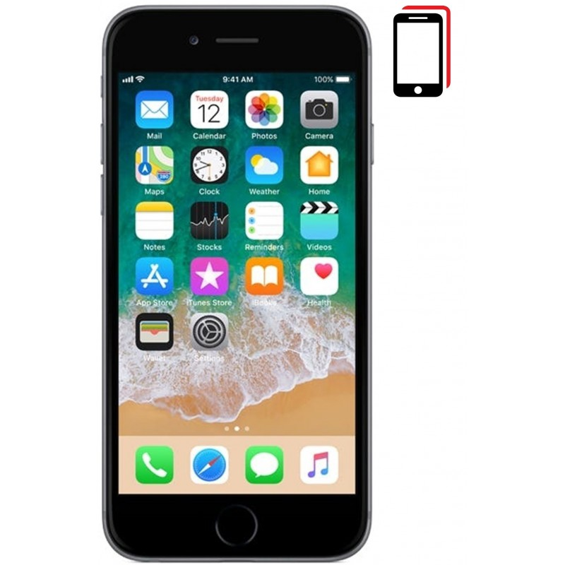 Cambiar Chassis Con Piezas iPhone 6