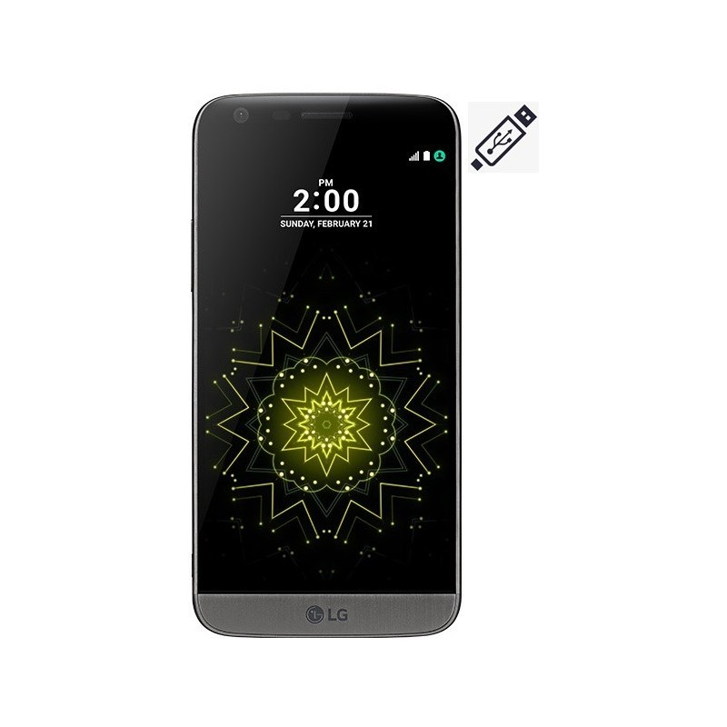 Cambiar Conector de Carga LG G5