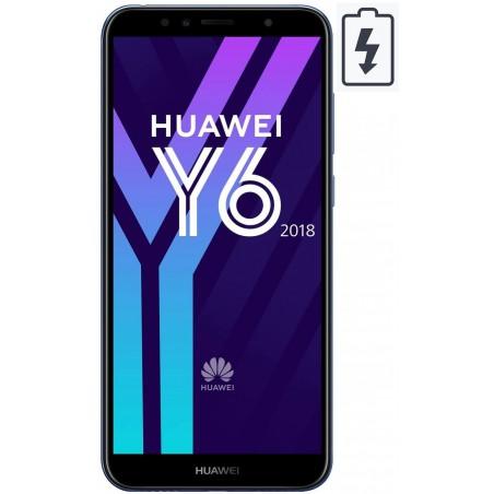Cambiar Bateria Huawei Y6 2018