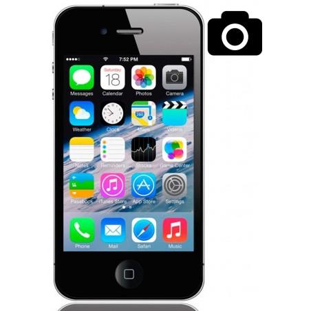 Cambiar Camara Trasera iPhone 4S