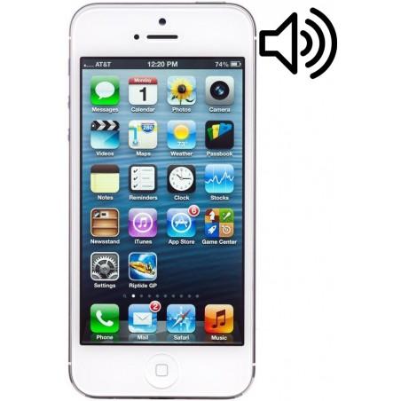Cambiar Altavoz iPhone 5