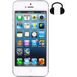 Cambiar Jack Audio iPhone 5