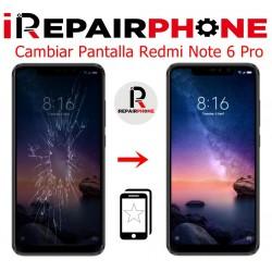 Cambiar Pantalla Xiaomi Redmi Note 6 Pro