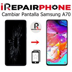 Cambiar Pantalla Samsung Galaxy A70 SM-A705F
