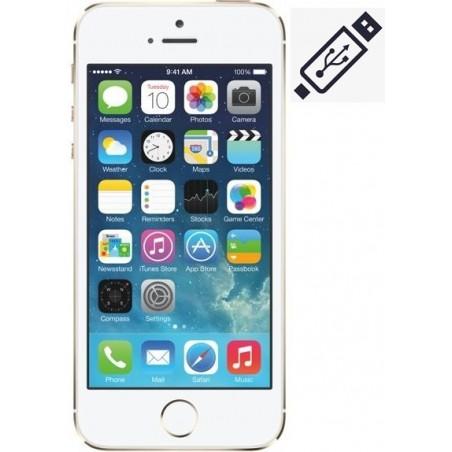Cambiar Conector de Carga iPhone 5S