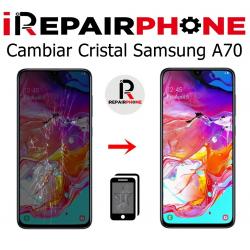 Cambiar Cristal Samsung Galaxy A70 SM-A705F