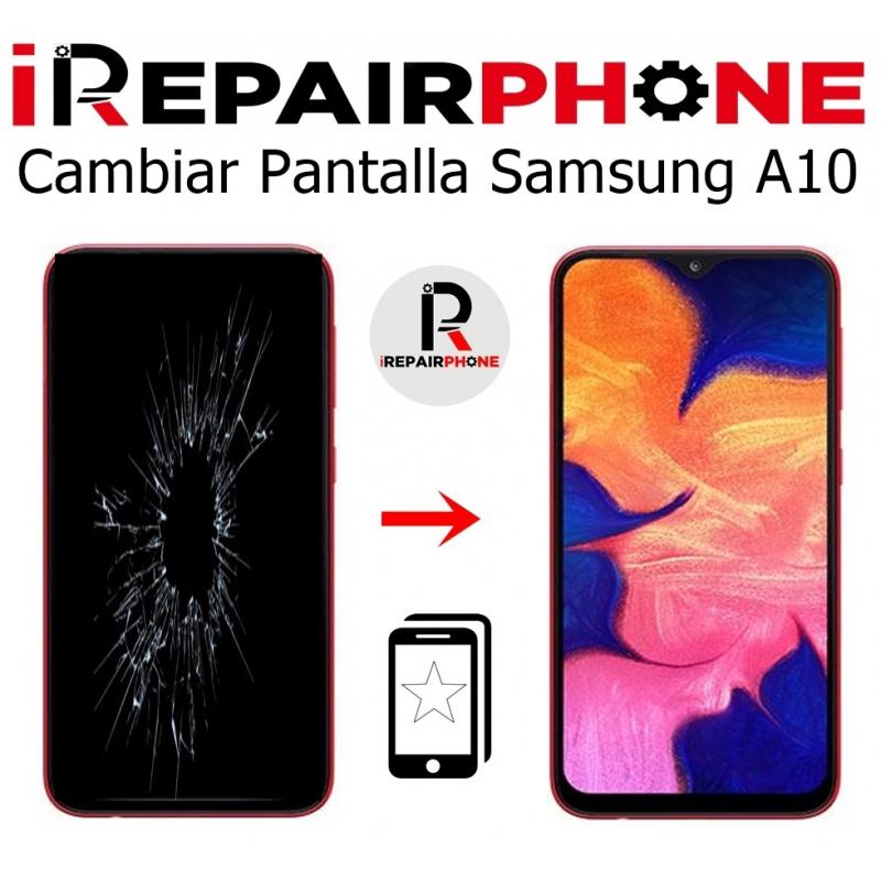 Cambiar Pantalla Samsung Galaxy A10 SM-A105F