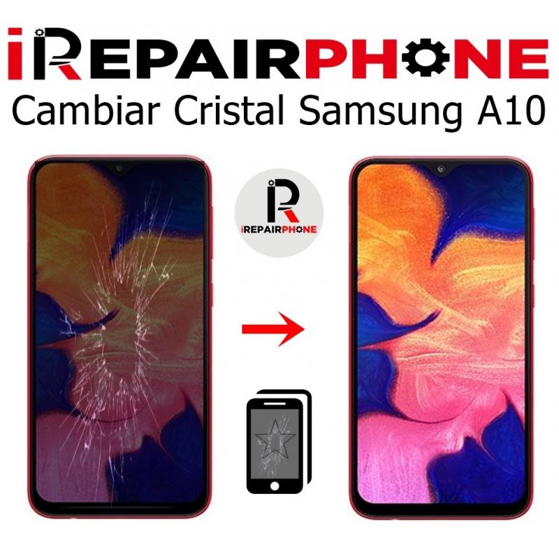 Cambiar Cristal de la pantalla Samsung Galaxy A10 SM-A105F