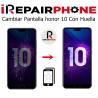 Cambiar Pantalla Honor 10 Con Huella