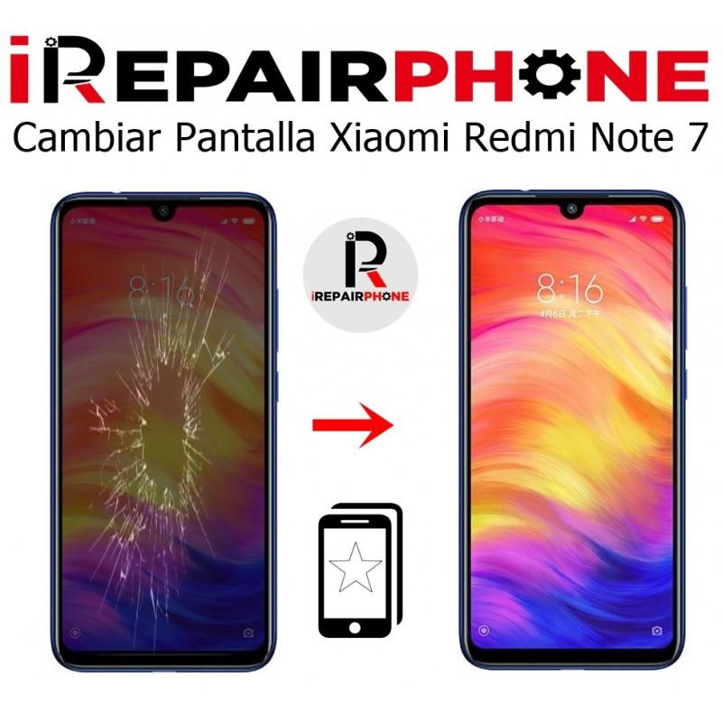 Cambiar Pantalla Xiaomi Redmi Note 7 Pro
