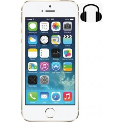 Cambiar Jack Audio iPhone 5S