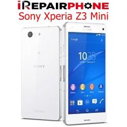 Reparar Sony Xperia Z3 mini   Cambiar pantalla Sony Xperia Z3 mini