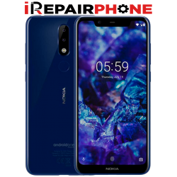 Reparar Nokia 5.1 Plus  | Cambiar pantalla Nokia 5.1 Plus