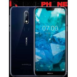 Reparar Nokia 7.1  | Cambiar pantalla Nokia 7.1