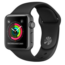 Cambiar pantalla Apple Watch Series 3| Reparar pantalla Apple Watch 3
