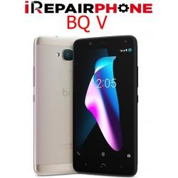 Reparar BQ V en madrid| Cambiar pantalla BQ V urgente hoy